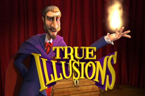 Обзор слота True Illusions